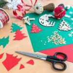 5 Group Christmas Craft Activities