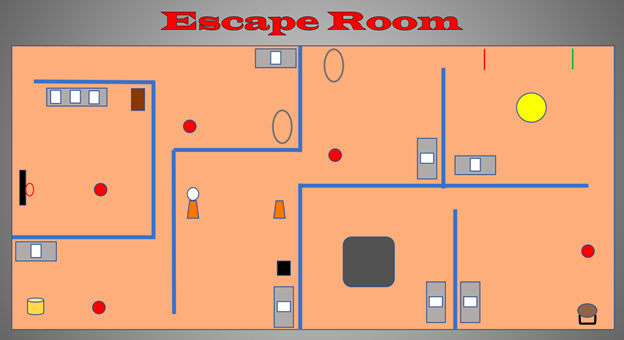 Escape Room for Physical Education