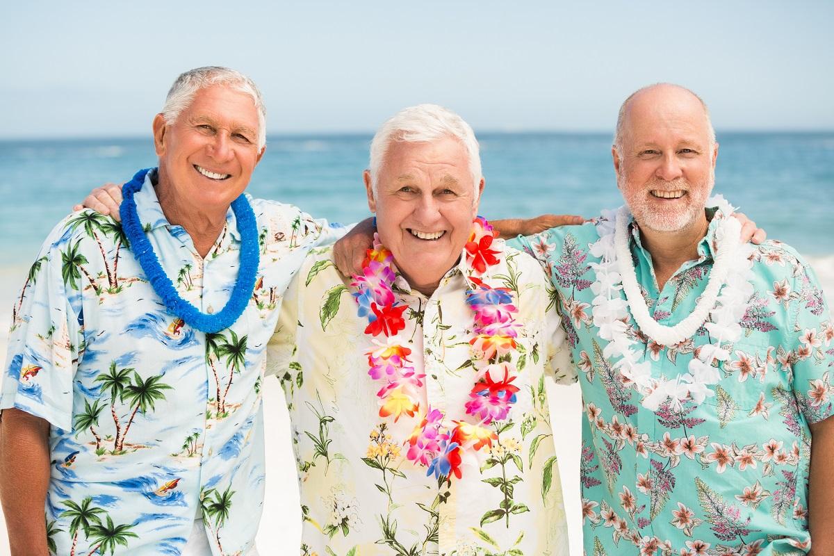 hawaii theme senior facility
