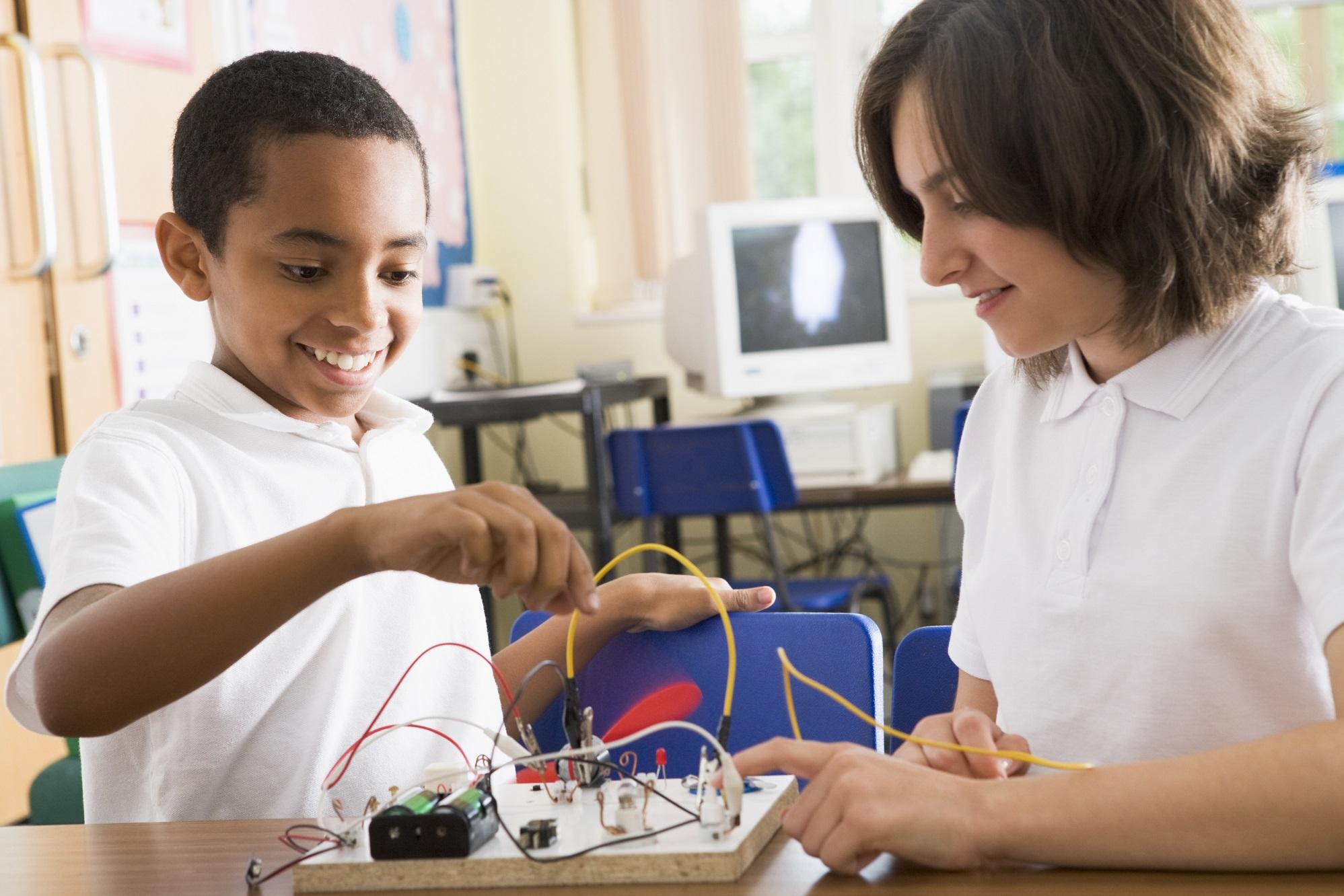 STEM in after school grants