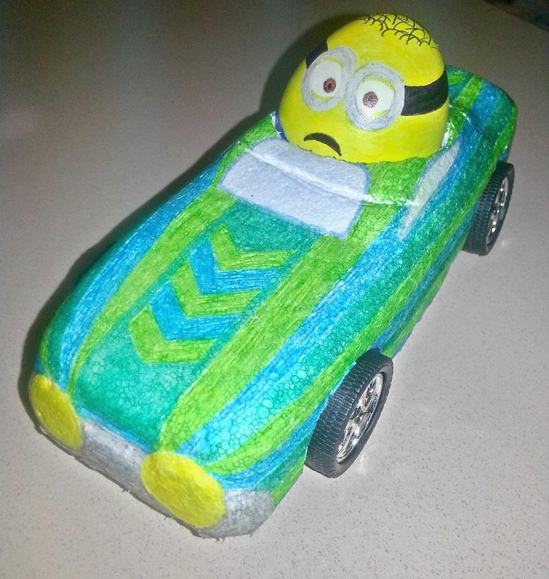 race car activity