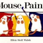 Monthly Book Activity: Mouse Paint