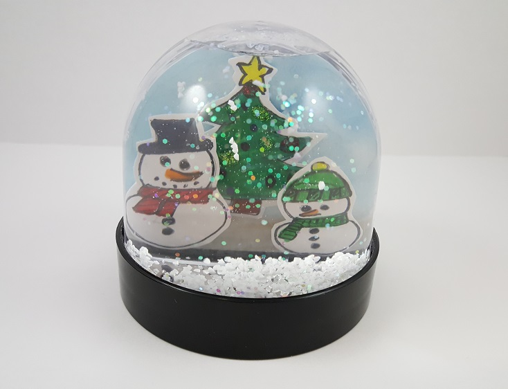 Snow Globe Craft Ideas For The Holiday S S Blog