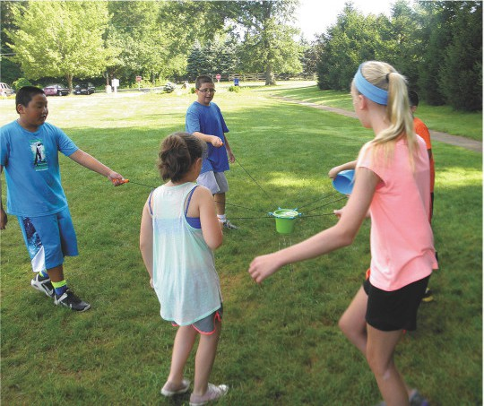 Field Day Activities For Team Building S S Blog