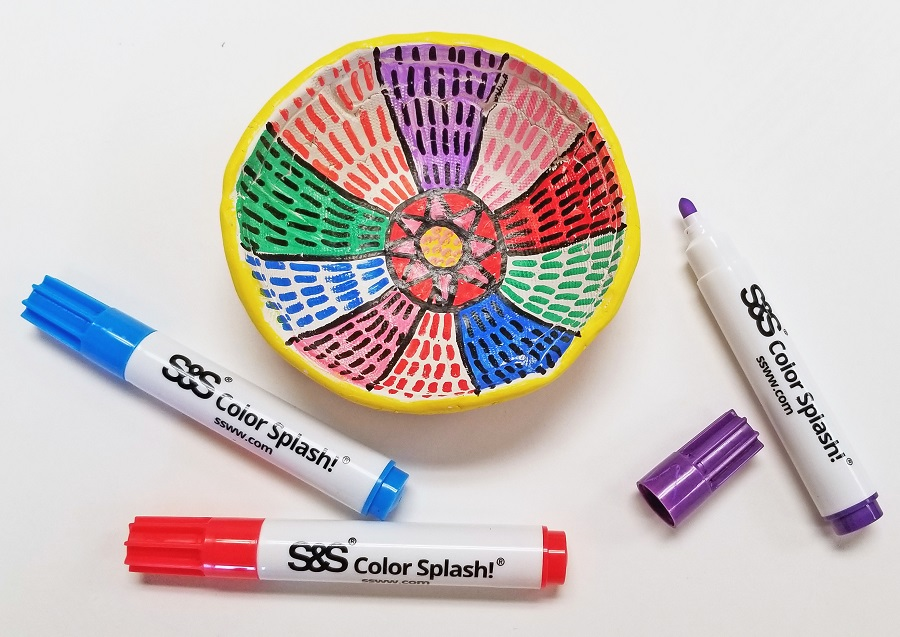 multi surface markers