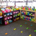 4 Helpful Ideas for Using Floor Tape in the Classroom