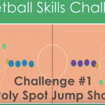 Basketball Skills Challenge for Physical Education