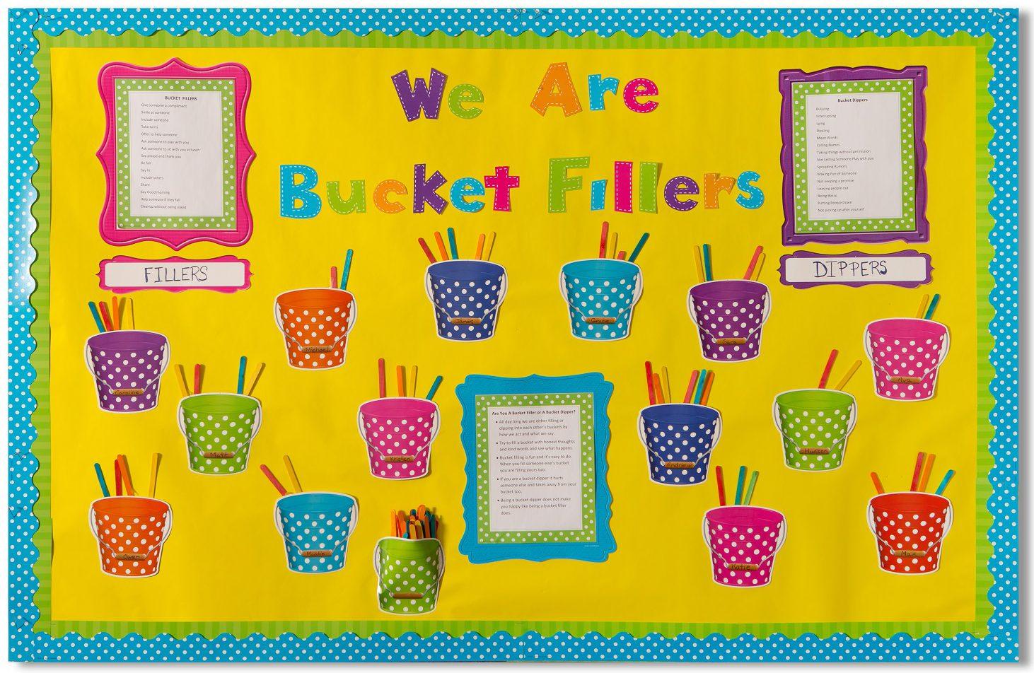 bucket filler classroom
