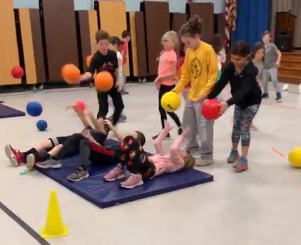 catapult activity PE