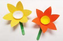 daffodil diy craft