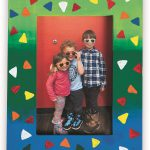 DIY Wood Frame Craft for Kids