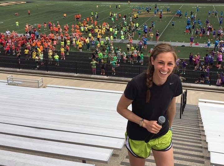 elizabeth geertsma pe teacher