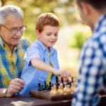 Fun Father's Day Ideas for Seniors & Grandkids