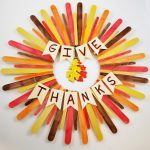 10 DIY Fall & Thanksgiving Craft Ideas