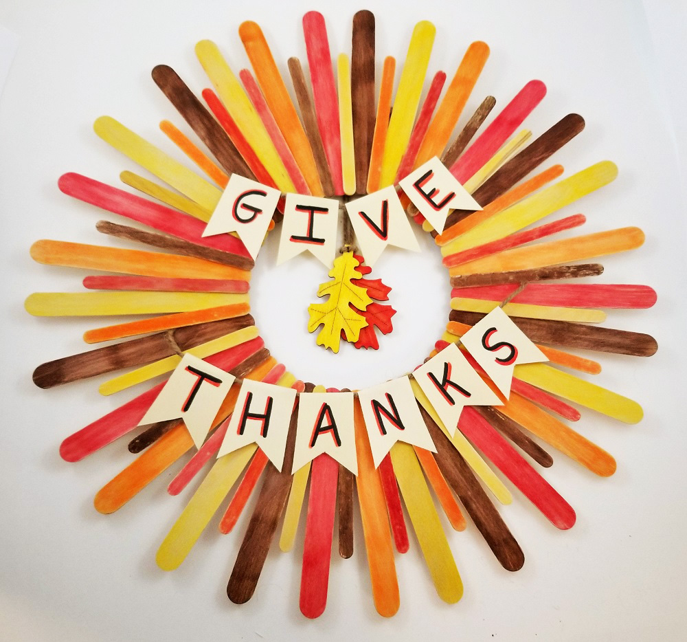 10 Diy Fall Thanksgiving Craft Ideas S S Blog