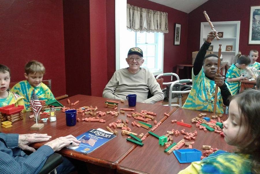 grand buddy program senior living