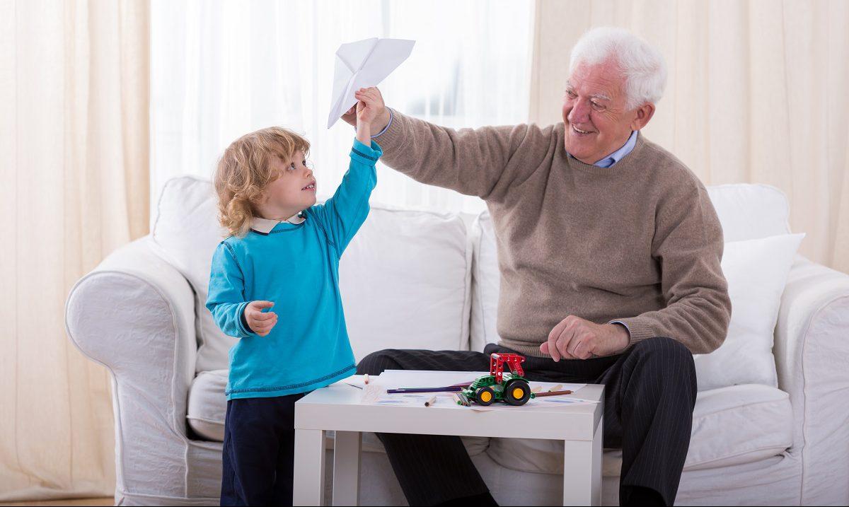 grandparents day seniors
