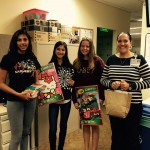 Girls Scouts & Giving Back to the Community