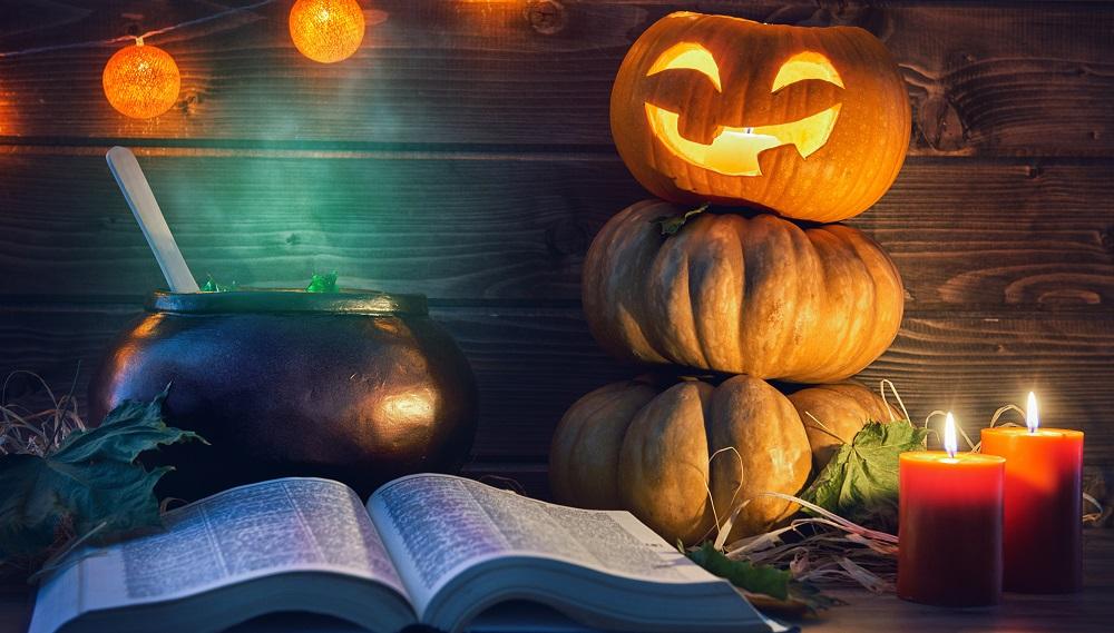 halloween senior