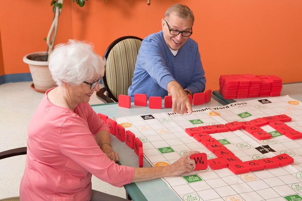 hobby month seniors