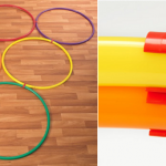 Easy Hoop Clips for Hula Hoop Activities & Games