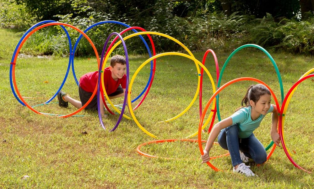 hoop clips field day