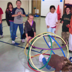 Hula Hut Activities for Physical Education