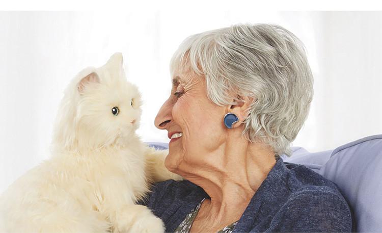pet therapy program elderly
