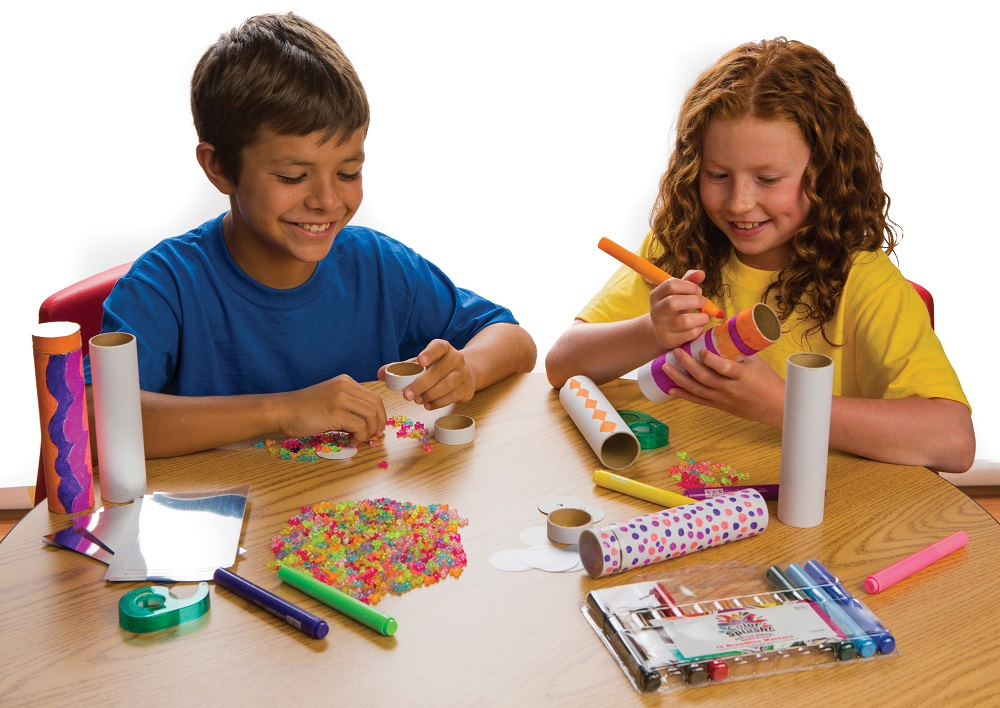 Kaleidoscope Craft With Educational Activity Ideas S S Blog