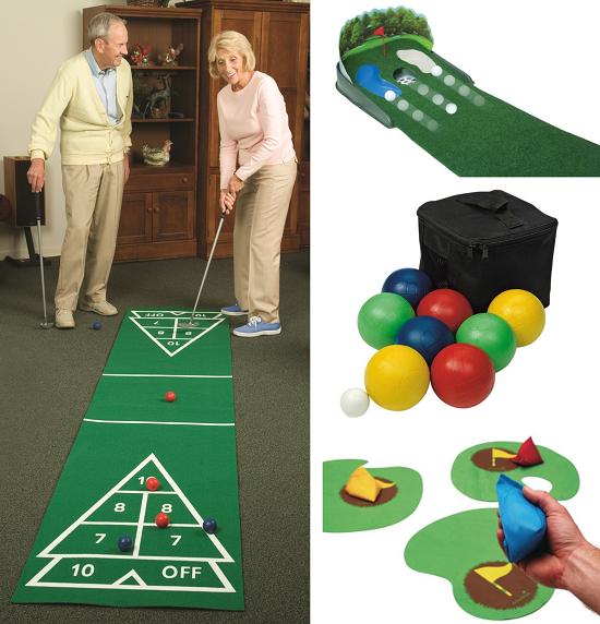 movement therapy ideas senior living