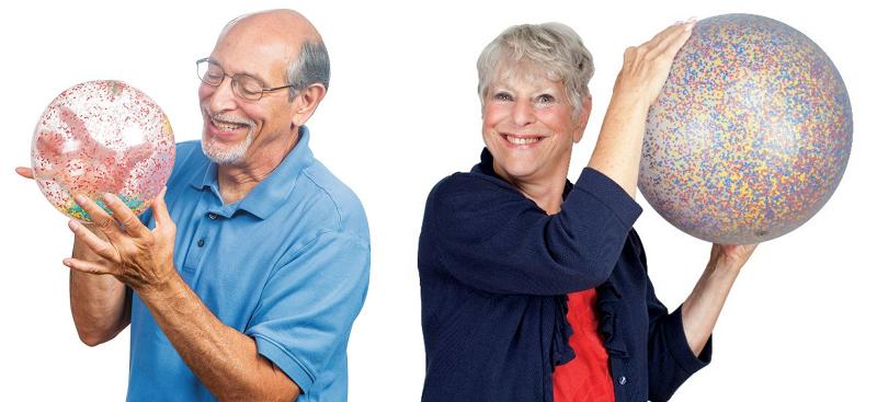 movement therapy seniors