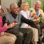 4 Musical Instrument Activities for Senior Residents