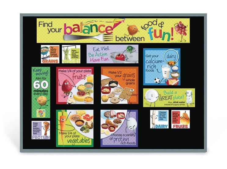 myplate bulletin board