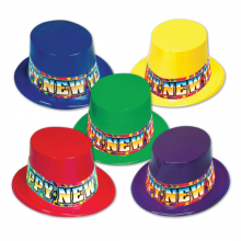 new years hats