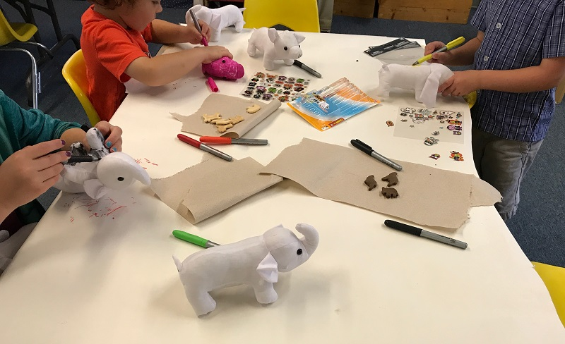 noah's ark craft sunday school