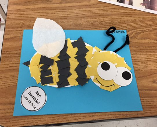 bee craft ideas paper bee craft preschool church lesson s amp s 1115