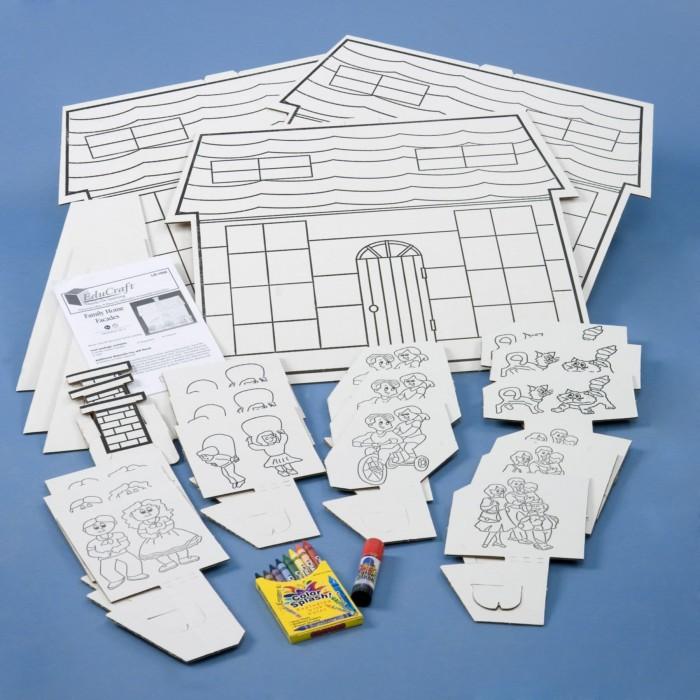 paper house kit
