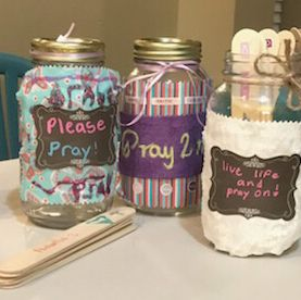 prayer jar customer idea