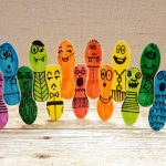 Peanut Gallery Craft Activity for Kids
