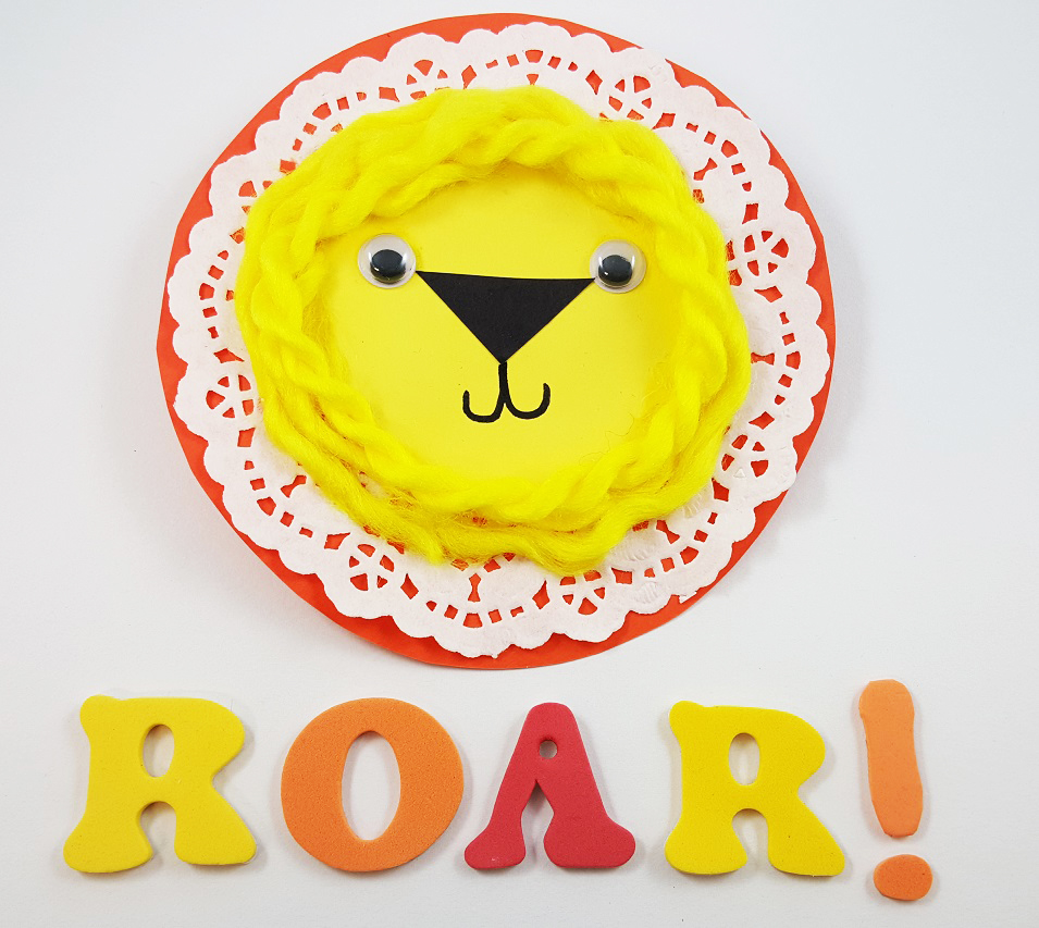 roar theme vbs 2019
