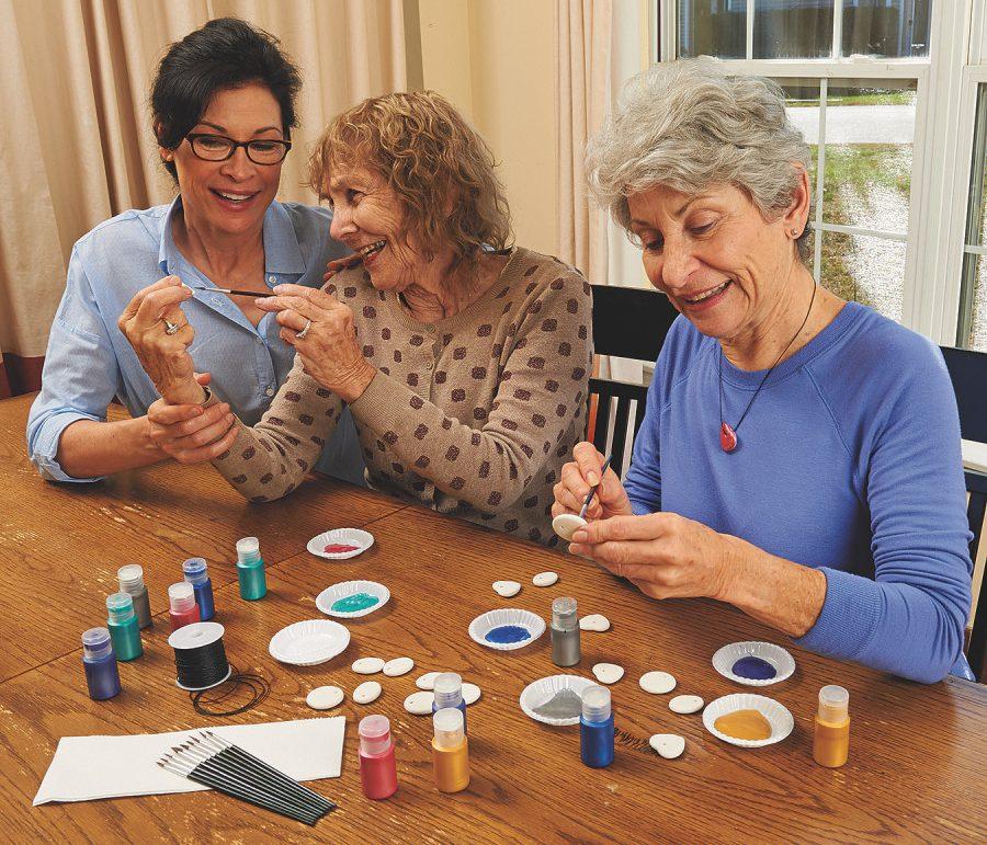 8 Craft Theme Ideas For Your Senior Facility S S Blog