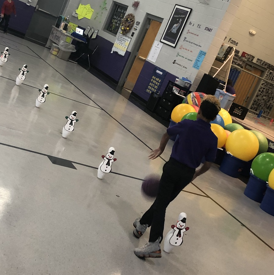 holiday PE stations