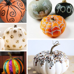 10 DIY No Carve Pumpkin Decorating Ideas for Fall