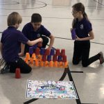 Sport Stacking for Physical Activity & Education