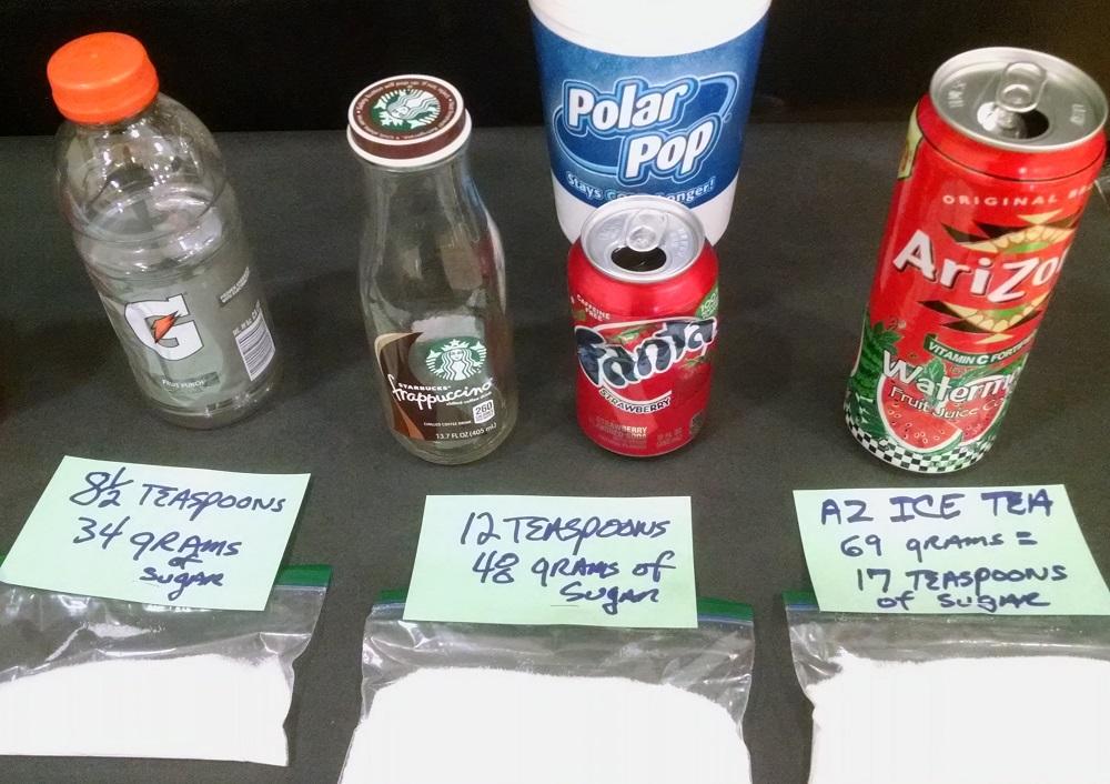 teach students sugar