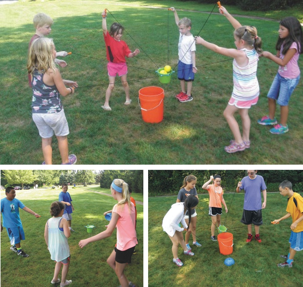 field day team building