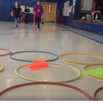 Tic Tac Toe Relay – PE Activity