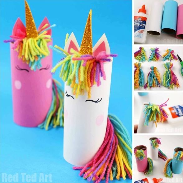 10 Unicorn Crafts Activities For Kids S S Blog