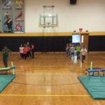 Dock Dogs – PE Warm-up Activity