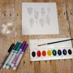 Watercolor Art Project – Tips & Techniques